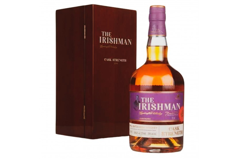Whisky Irishman Cask Strength