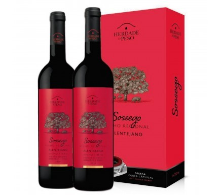 Pack Red Wine Sossego