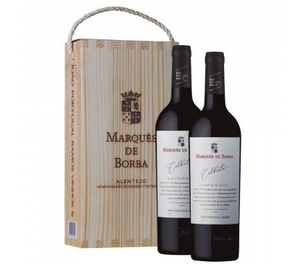 Pack Red Wine Marques Borba